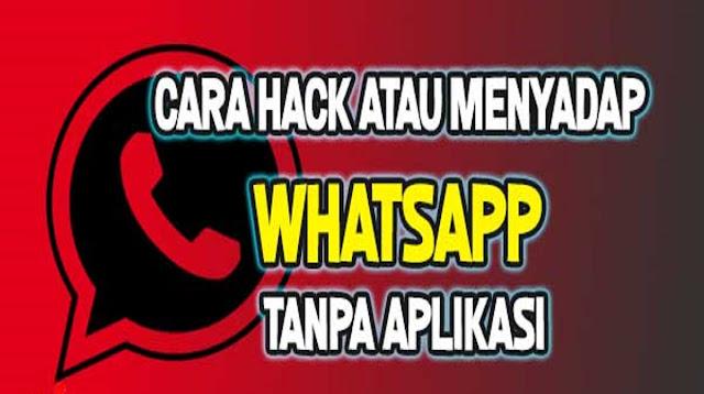 Cara Hack WA Orang