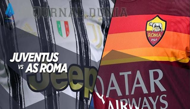 Prediksi Juventus vs Roma, Minggu 07 Februari 2021 Pukul 00.00 WIB @ RCTI