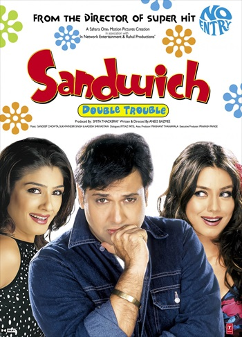 Sandwich 2006 Hindi 480p HDRip – 450mb