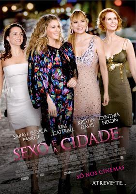 Top 10 - Filmes para ver no Dia dos Namorados (para solteiros) O Sexo e a Cidade