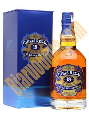Rượu Chivas Regal 18 nhập khẩu