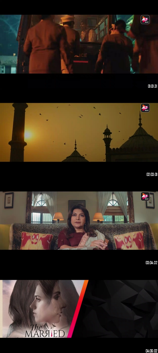 The Married Woman 2021 S01 Hindi WEB Series 720p 480p WEB-DL