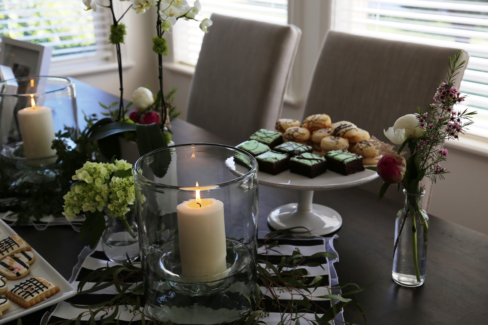 Decorated Mantel Ideas For Hosting The Perfect Bridal Shower