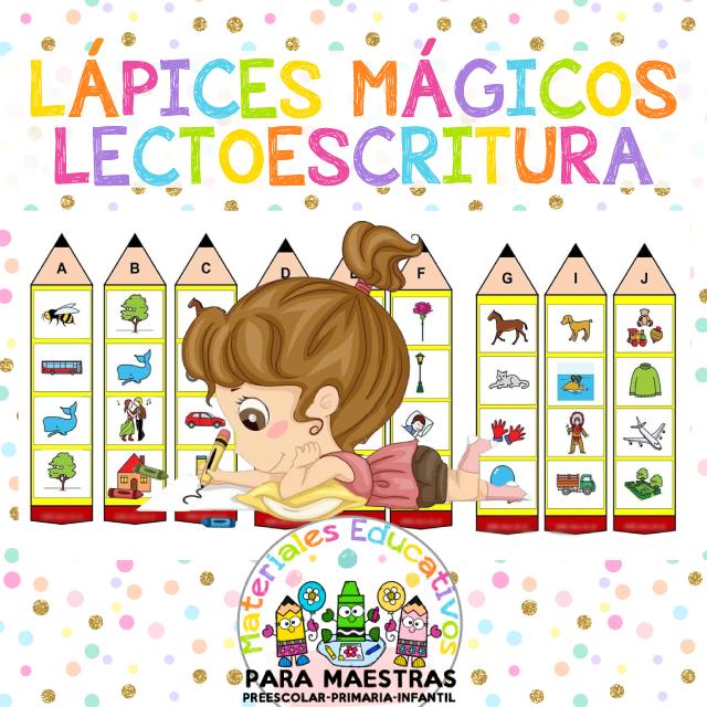 lapices-magicos-lectoescritura