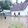 Ratusan Rumah Warga Kembali Terendam Akibat Luapan Air
