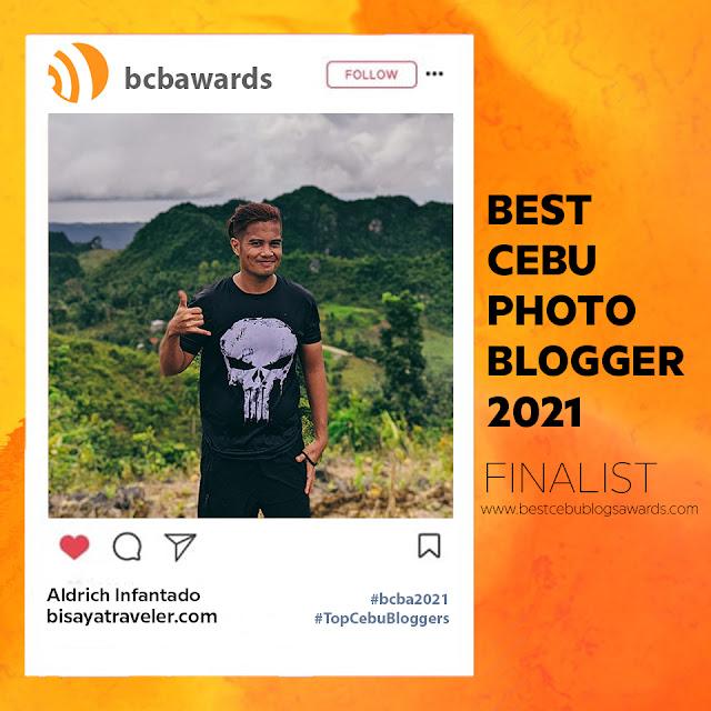 BEST CEBU BLOGS AWARDS 2021 – PHOTO BLOG CATEGORY
