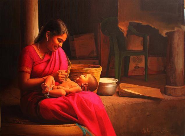 मातृत्व एटले इश्वरनां कार्यमां भागीदारी Gujarati Article By  नरेश के. डॉडीया