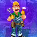 Games4King - G4K Plumber Man Rescue Game