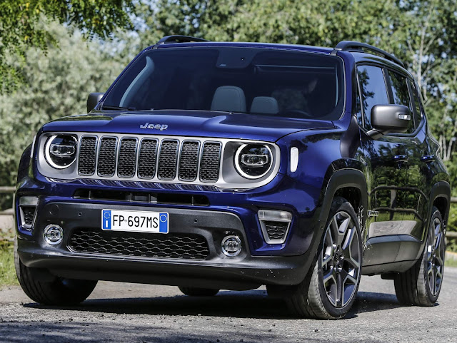 Novo Jeep Renegade 1.3 Turbo 2019
