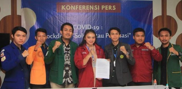 Beredar Surat BEM UMJ Bantah Jadi Bagian Aliansi BEM Jakarta yang Mengkritik Anies