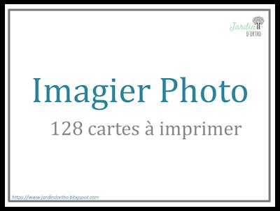 Imagier photo - Jardin d'ortho