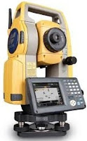 TOPCON OS 101 / 105 | Jual Total Station Exclusive LongLink
