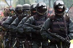 Jenderal TNI Larang Kopassus Latihan di AS Karena Bisa Bikin Manja