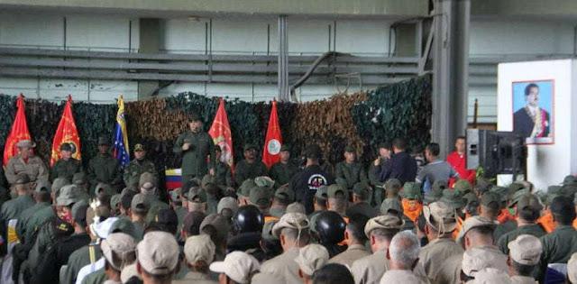 Tensión en cuarteles venezolanos: la inminencia de una gran rebelión