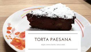 torta paesana vegan ricetta