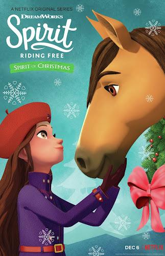 Spirit – Cabalgando libre: Una Navidad con Spirit (2019)   DVDRip Latino HD GoogleDrive 1 Link