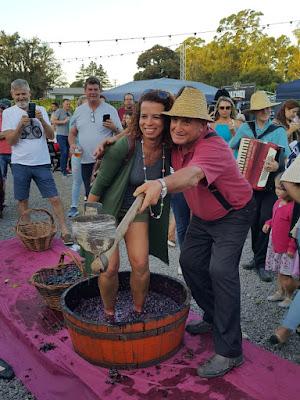 Festival Sabores da Vindima na Vinícola Salton em Bento Gonçalves