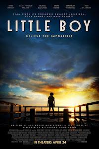 Little Boy Poster