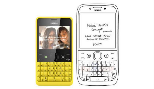 Spesifikasi Ponsel 4G Nokia E71 (2018) Bocor