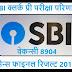 SBI Clerk Final Result 2019 Vacancy 8904 Date 30 October 2019