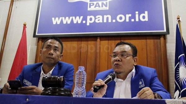 Satu Barisan Oposisi Dengan PKS, PAN: Partai Lain Silakan Ambil Sikap Sendiri