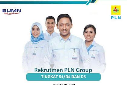 Lowongan Kerja Di PLN Aceh