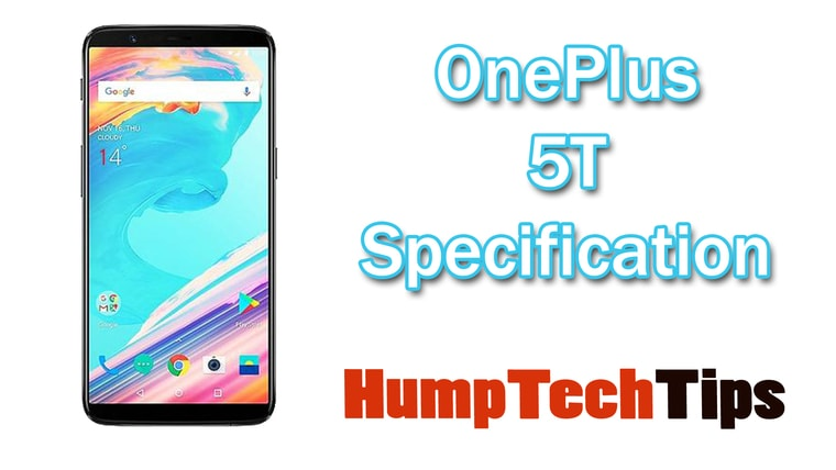 OnePlus 5T Detailed Specification and Price Comparison