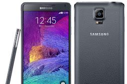 Spesifikasi dan Harga Galaxy Note 4