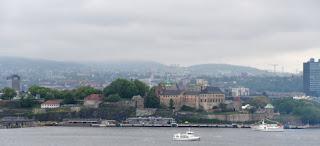 Zuiderdam MegaVoyage 2018-2019, Oslo, Norway, Part 1 of 2