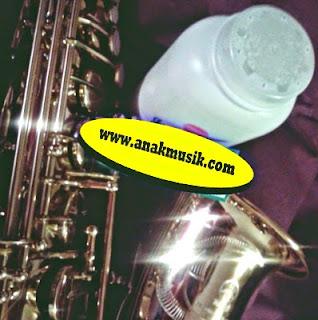 Cara Merawat Alat Musik Saxophone