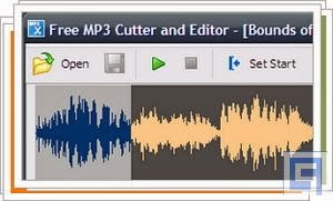 Free MP3 Cutter and Editor 2.6.0 Build 2208 Download