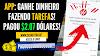 PAGOU $2.07 DÓLARES | APP DE TAREFAS PAGANDO + PROVA DE PAGAMENTO!!!!
