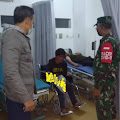 Dua Anggota Geng Motor Di Tebas OTK Hingga Tangan Kanannya Putus