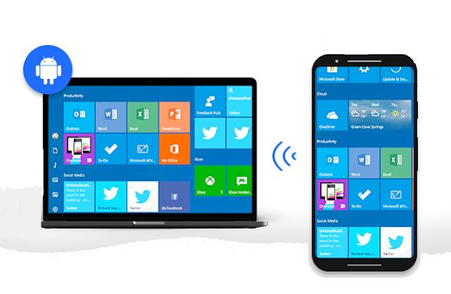 أفضل 3 تطبيقات لتوصيل هاتفك الأندرويد بلكمبيوتر والتحكم به