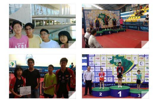 Tênis de mesa de Registro-SP é destaque na Copa Brasil e Jogos Terceira Idade de Santo André - JOTISA