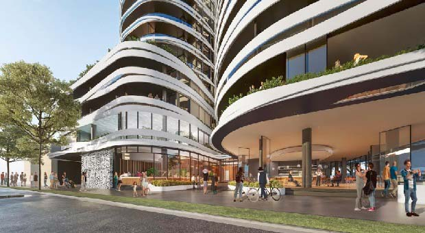 Crown Group Luncurkan Proyek Pertamanya di Melbourne