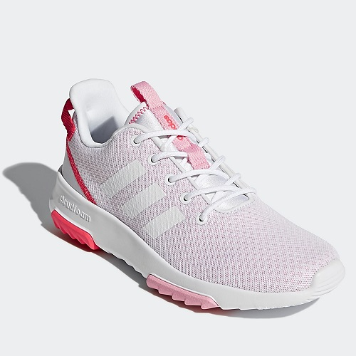 7e19a78f Zapatilla Adidas CF Racer TR para dama rosa <p>S/ 259.00</p> <code ...