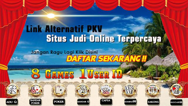 Link Alternatif PKV - Situs Judi Online Terpercaya