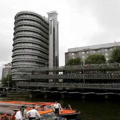 Ibis Central Station (world largest bike parking)