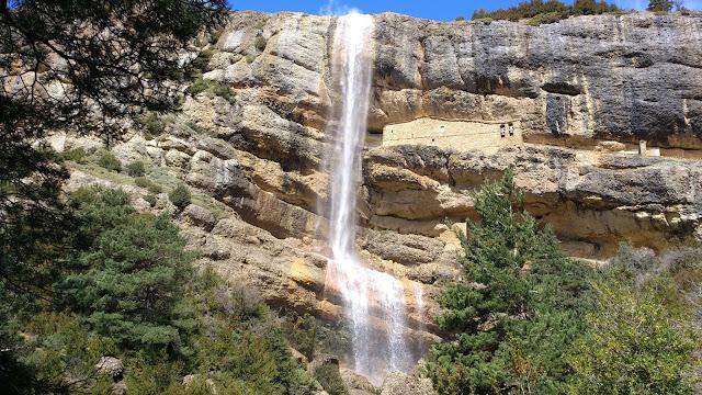 Cascada de Santa Orosia
