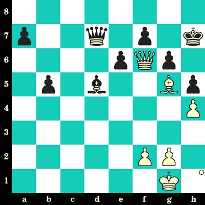 Les Blancs jouent et matent en 2 coups - Elina Danielian vs Michail Brodsky, Cappelle-la-Grande, 2006