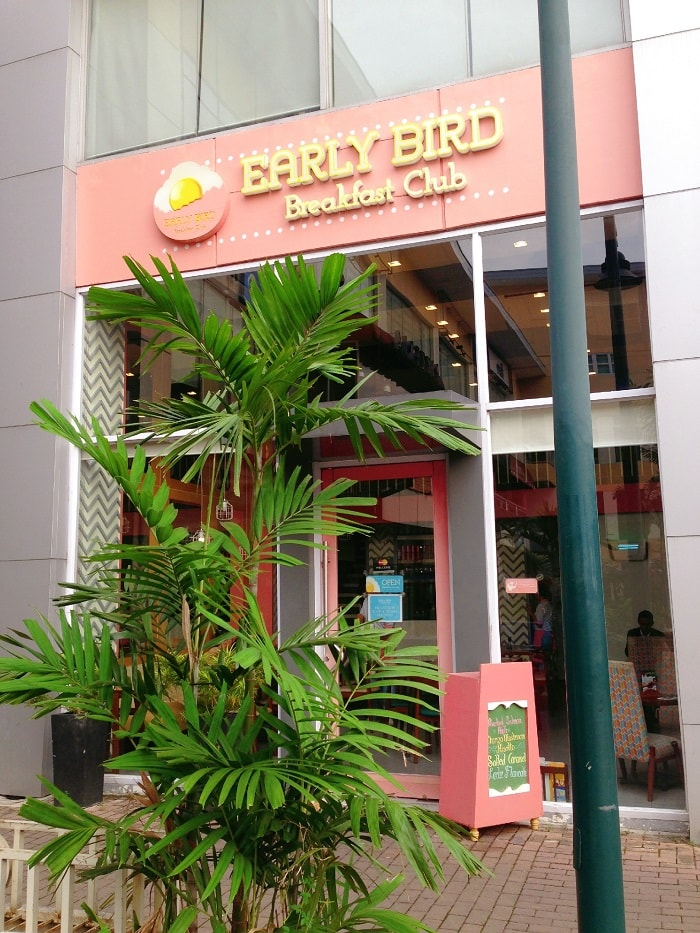 Early Bird Breakfast Club review
