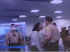 Watch the video of how a white Maimi police officer relieved from duty for punching a black woman at Miami Airport