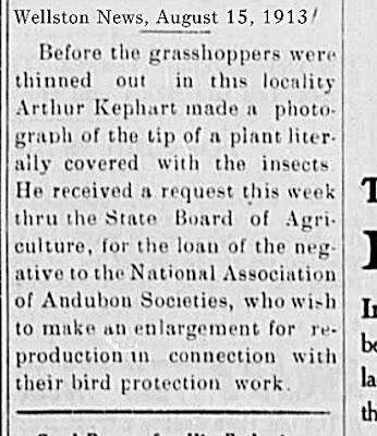John Arthur Kephart Photographer Audubon Society