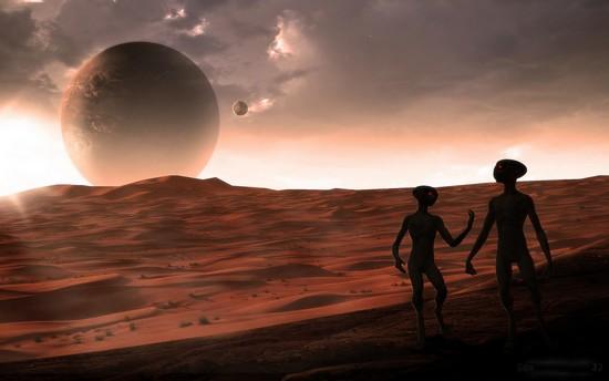 Come individuare gli alieni? Guardiamo la Terra, propongono gli scienziati