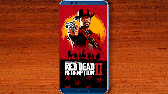 Red Dead Redemption 2 - Affiche - QHD pour Mobile