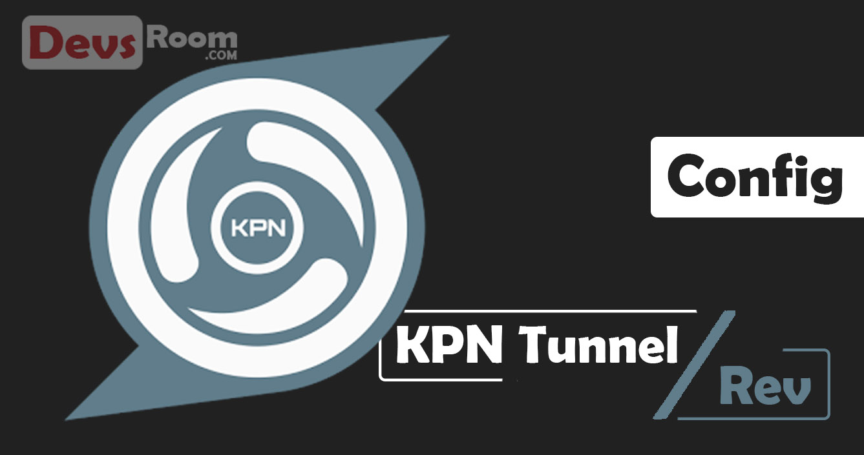 Config KPN Tunnel Rev 2018