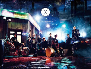 Coming Over - EXO - 歌詞