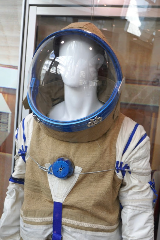 High Life spacesuit helmet