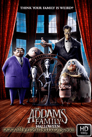 Los locos Addams (2019) [1080p] [Latino-Ingles] [MEGA]